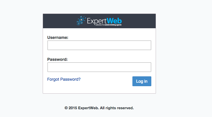 expertweb login